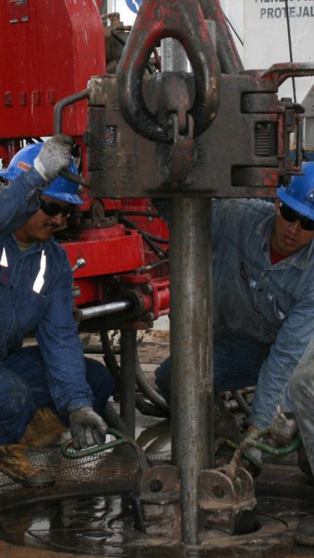 Trabajadores del Sector Petrolero